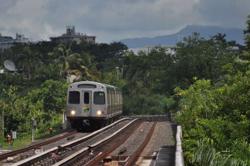 Tren Urbano Logo Torrimar Station